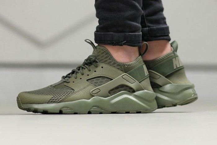 Nike Air Huarache Military Green 2 1