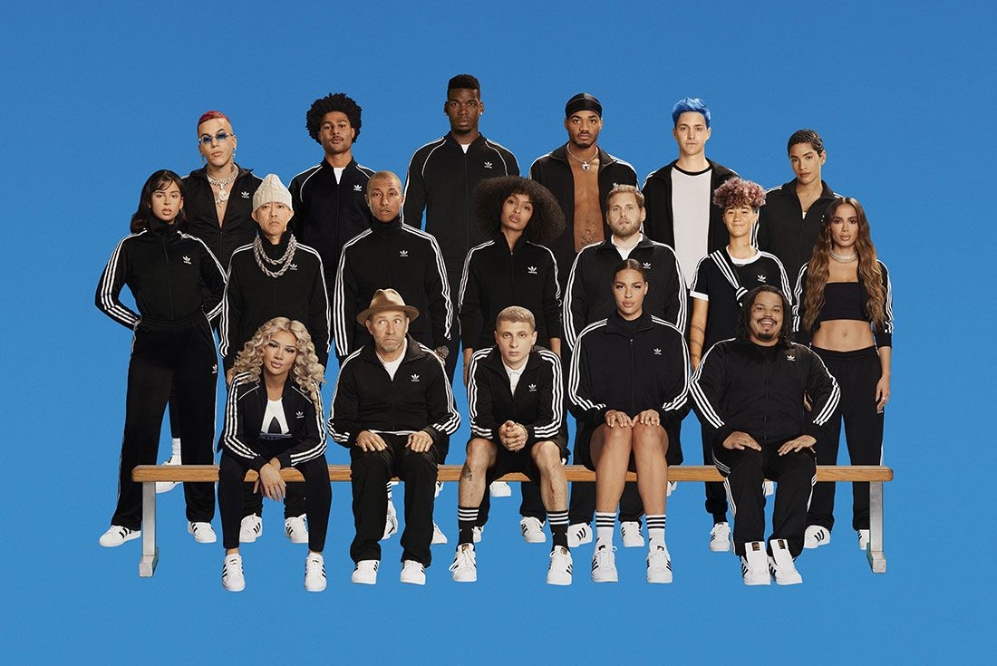 Adidas Change Is A Team Sport Superstar Campaign2