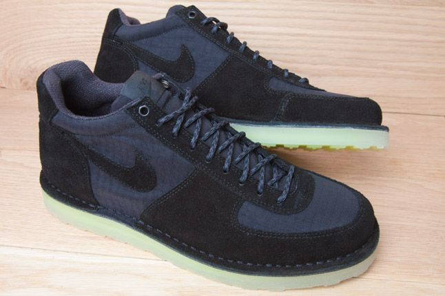 Nike Air Lavadome 2012 Black Acg Suede Ripstop 1