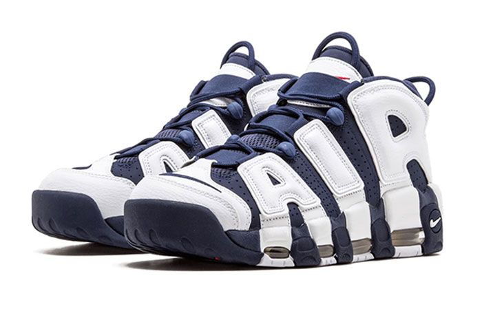 Nike Air More Uptempo Olympic Toe