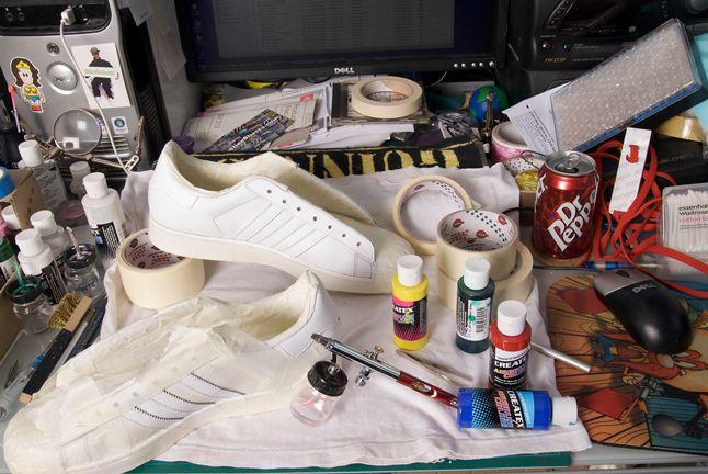 Dean Morris Adidas 1 1