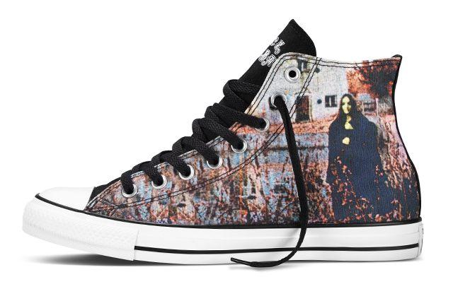 Converse Chuck Taylor All Star Black Sabbath Collection 4