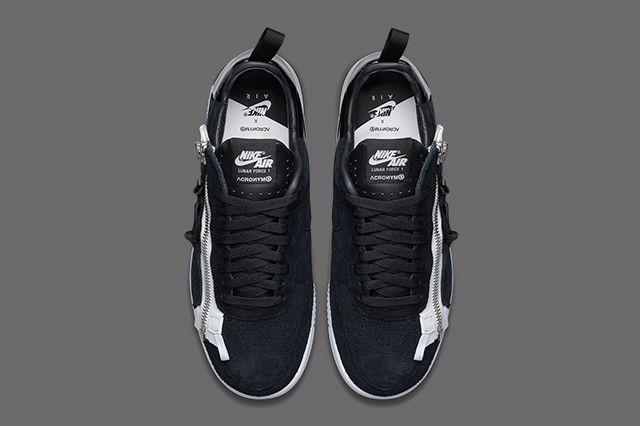 Acronym X Nike Lunar Force 1 Zip2