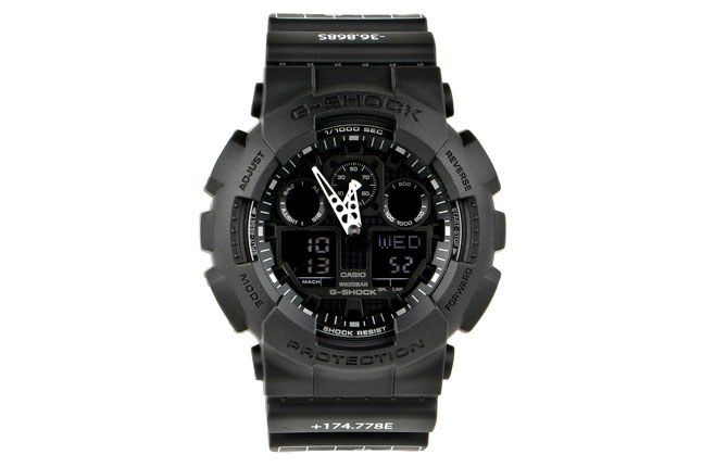 Qubic G Shock The Beacon Ga 100 1 1