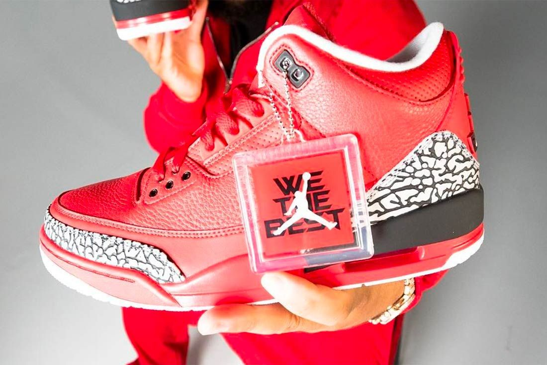 Dj Khaled X Air Jordan 3 Grateful 1