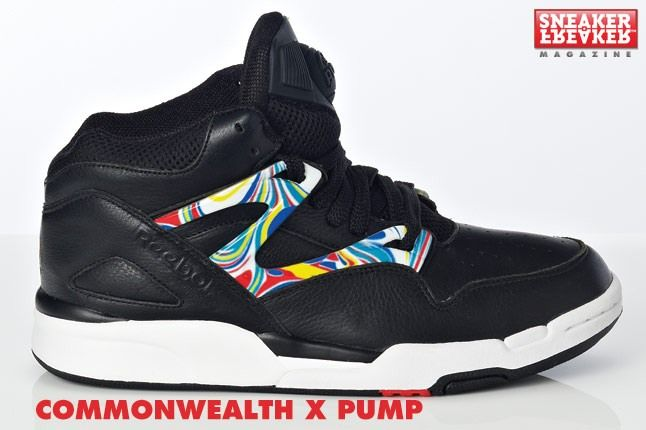 Reebok Pump Commonwealth2 1