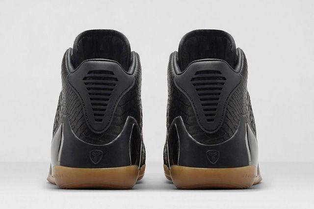 Nike Kobe 9 Ext Black Black 2