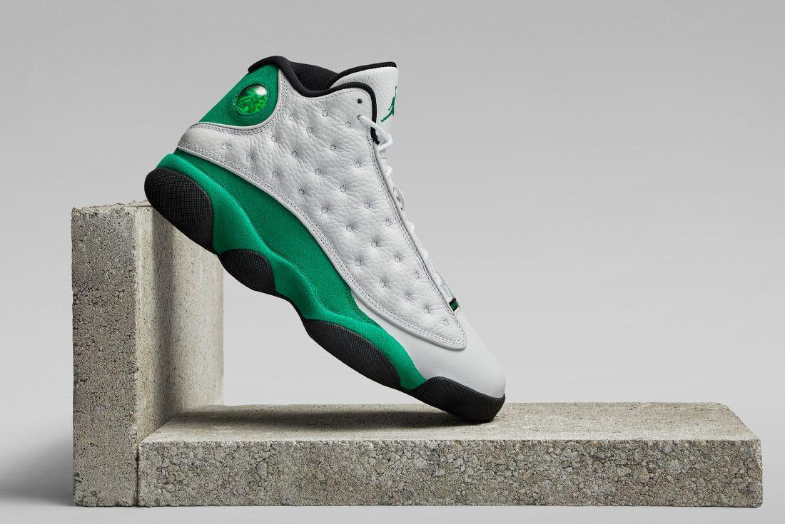 Air Jordan 13 Lucky Green JD Sports