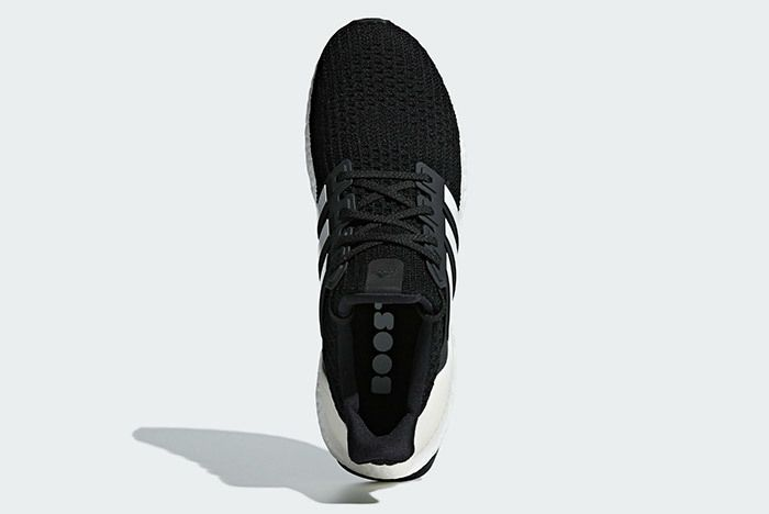 Adidas Ultra Boost Show Your Stripes Core Black Cloud White Carbon Aq0062 7