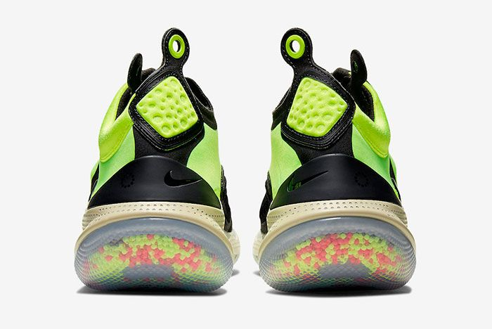 Nike Joyride Nsw Setter Black Neon Green At6395 002 Heels
