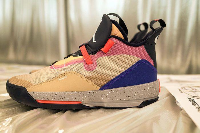 Air Jordan 33 Colourways Sneaker Freaker 8