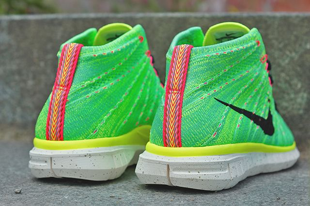 Nike Free Flyknit Chukka Qs Magista 2