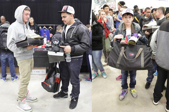 Sneaker Con New York Hustle 1