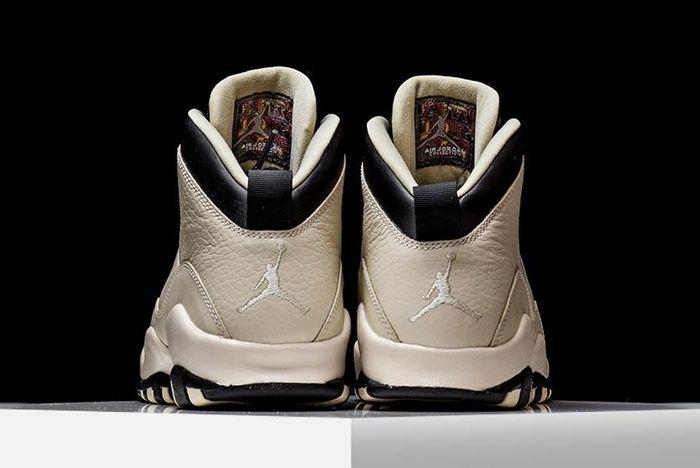 Jordan 10 Gg Pearl Black 2