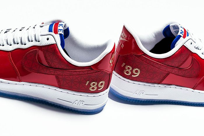 Nike Air Force 1 Low 07 Lv8 89 Detroit Pistons Release Date Lateral Sides