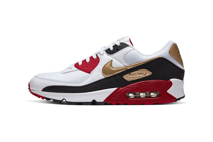 Nike Air Max 90 Chinese New Year Left