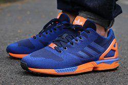 Adidas Zx Flux Weave Knicks Thumb