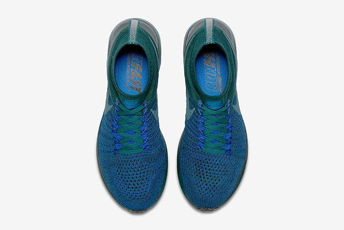 Nike Zoom All Out Flyknit Atomic Teal Blue 3