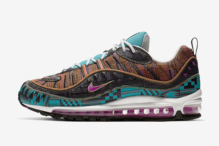 Nike Air Max 98 Bhm Left 2