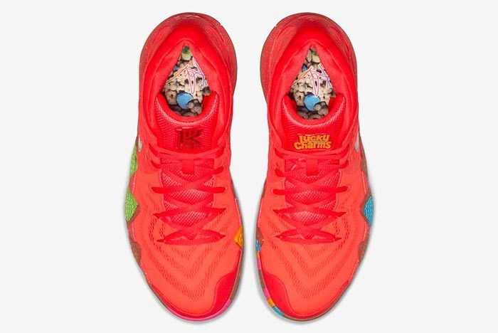 Nike Kyrie 4 Lucky Charms Release Date 4