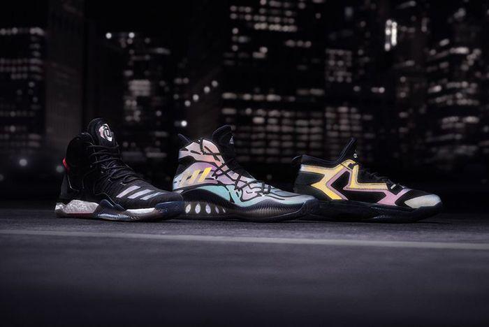 Adidas Basketball Xeno Pack 3