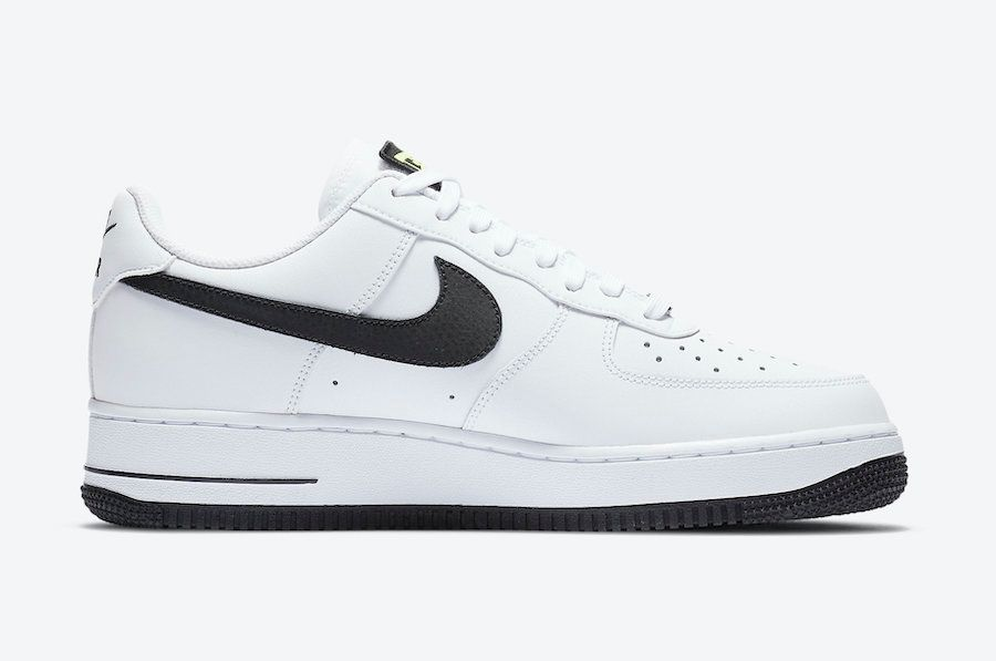 Nike Air Force 1 NY vs NY Right