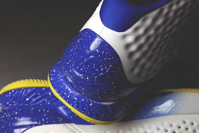 Under Armour Curry One 2