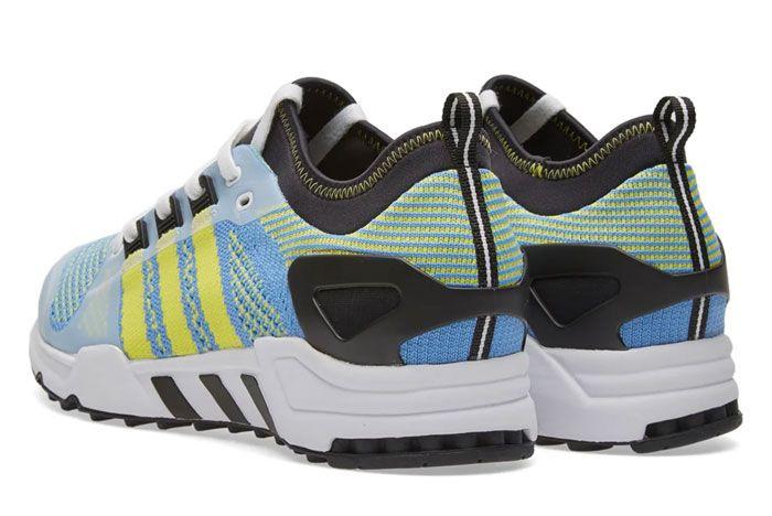 Adidas Palace Eqt Pk Blue Back Side