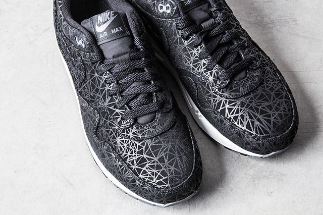 Nike Air Max 1 Premium Geometric Black 1