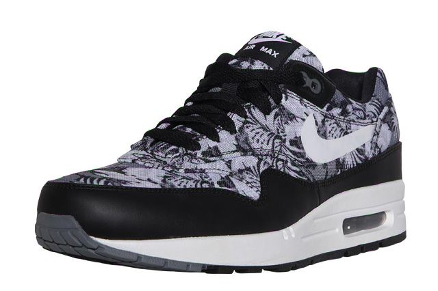 Nike Air Max 1 Monochrome Floral 1