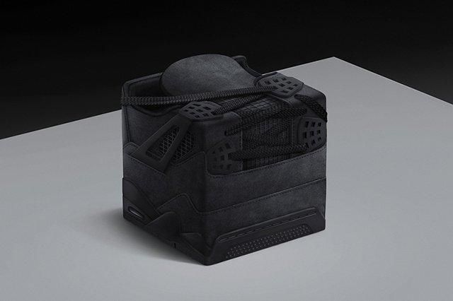 Air Jordan 4 Sneakercube Black Friday Series