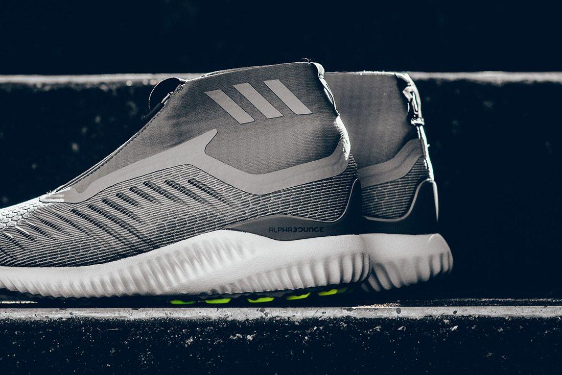 Adidas Alphabounce Zip  Grey8