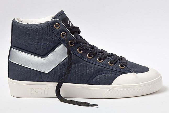 Pony Ricky Powell Navy Sneaker 1