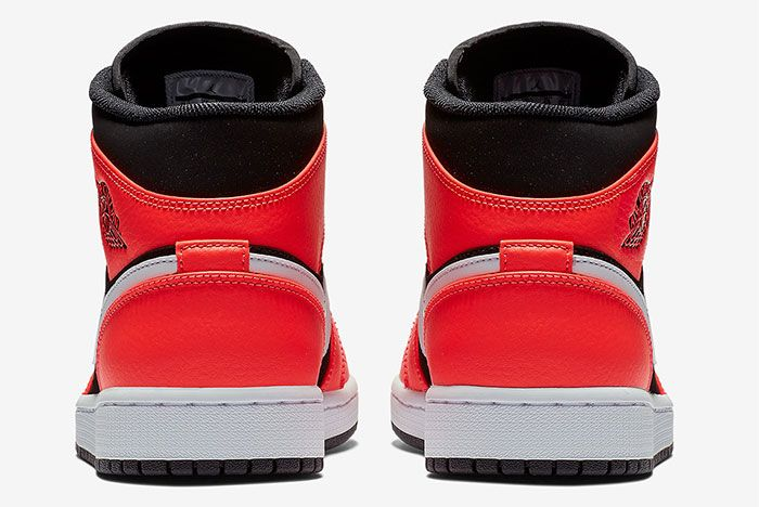 Air Jordan 1 Infared Release Date 2