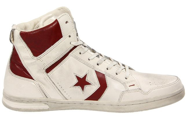 Converse Weapon Mid Turtle Varvatos Profile 1