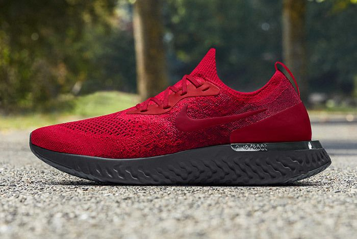 Nike Epic React Flyknit Nikei D 4