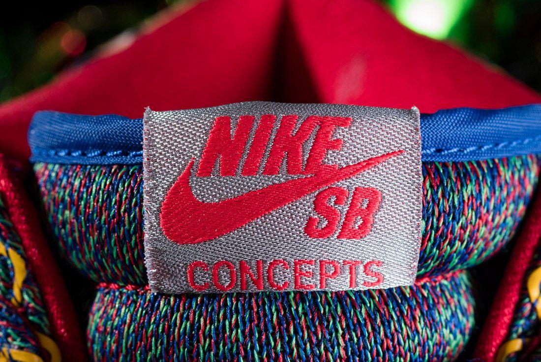 Concepts X Nike Sb Ugly Sweater Dunk 2017 Sneaker Freaker 9