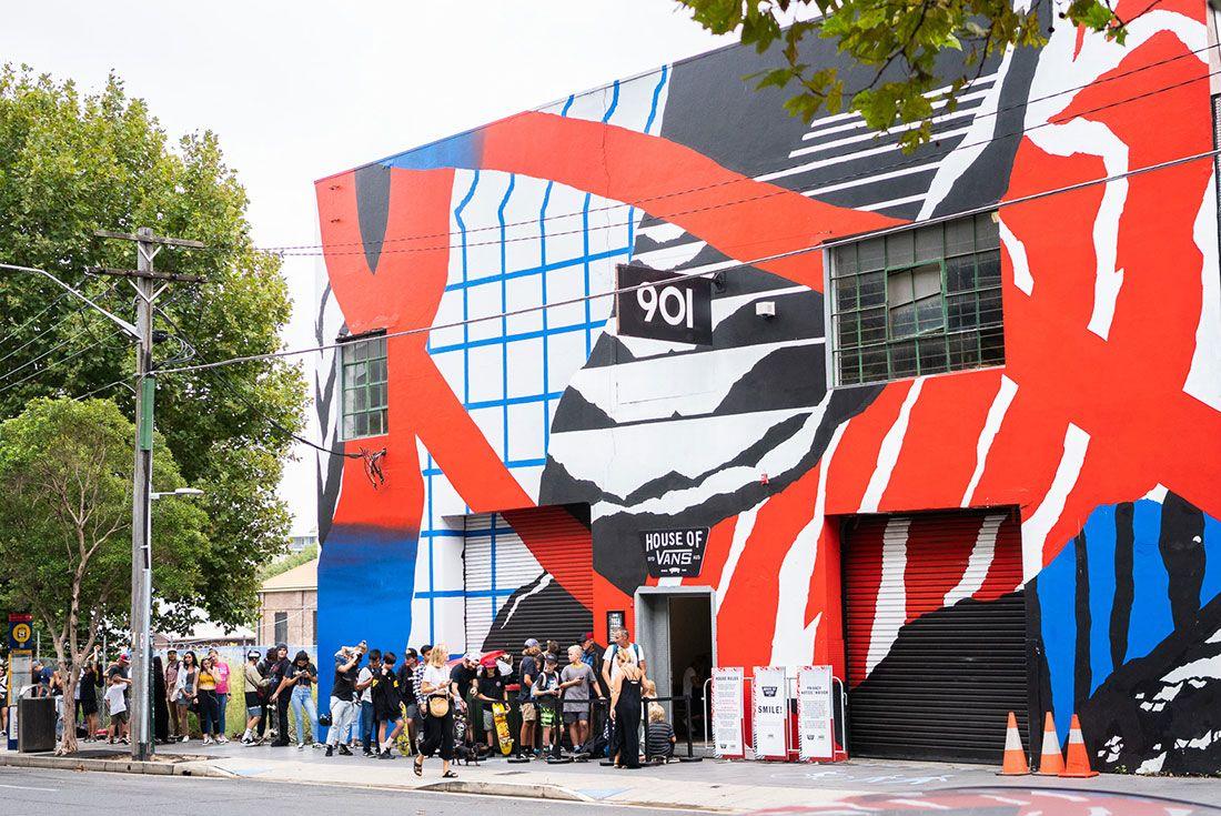 Sydney House Of Vans Commune