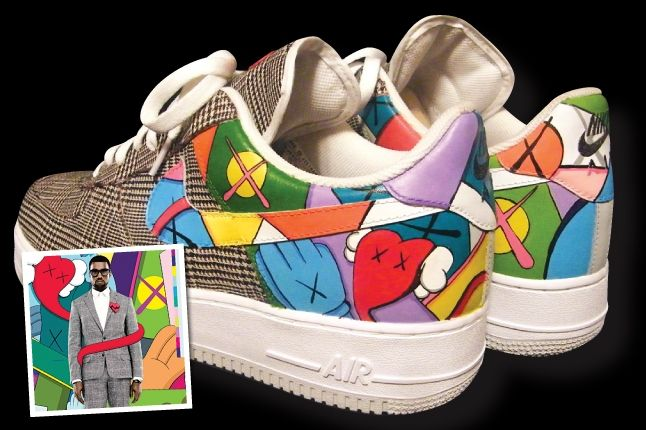 Mache Custom Kicks 5