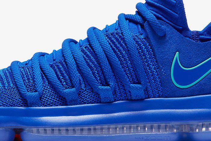 Nike Kd 10 Prosperity Blue 8