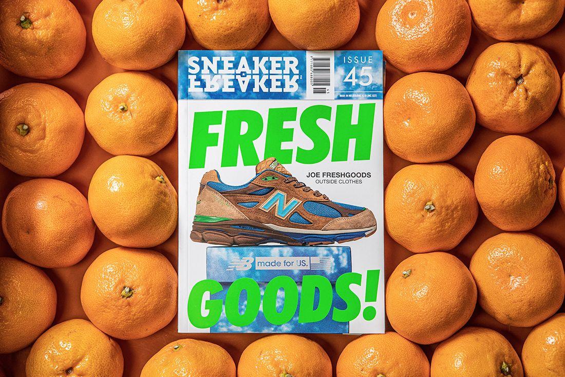 Sneaker Freaker Magazine Issue 45