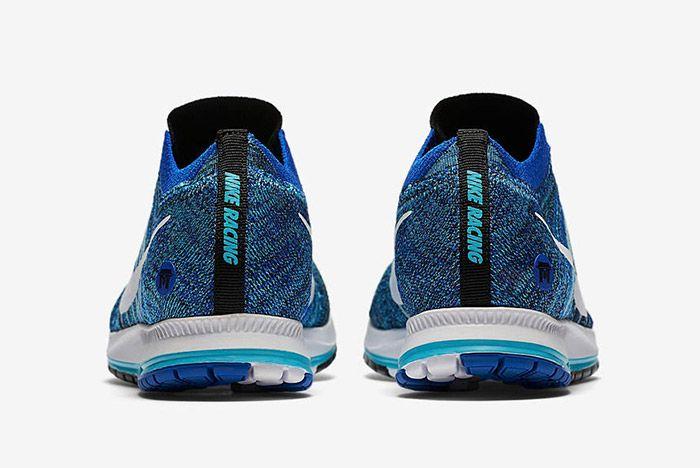 Nike Zoom Flyknit Streak Game Royal Blue 2
