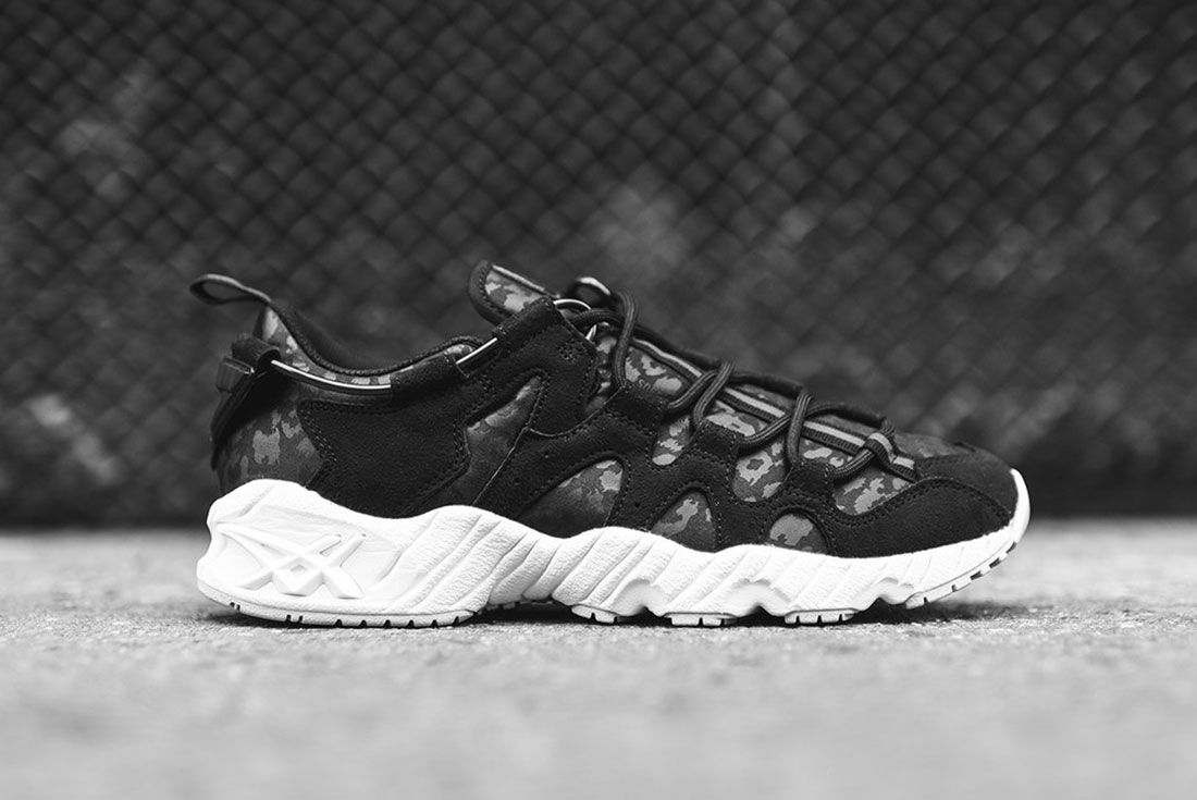 Mita Asics Gel Mai Black 4