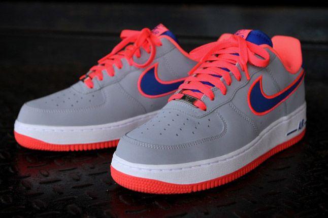 Air Force 1 Wolf Grey Pair Nike 1