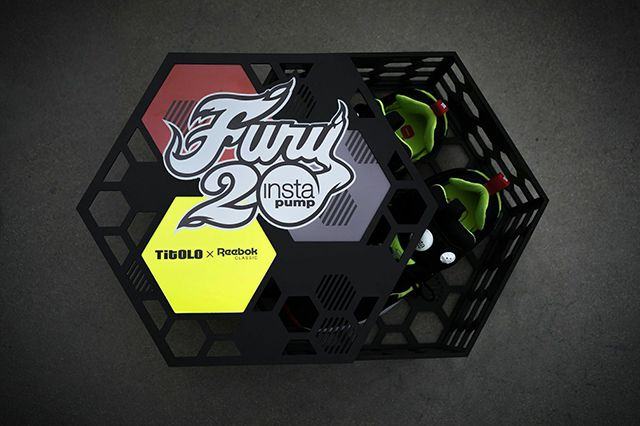 Titolo X Reebok Pump Fury 20 Th Anniversary 3
