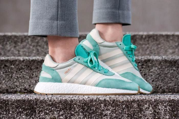 Adidas Iniki Runner Boost Easy Green 2