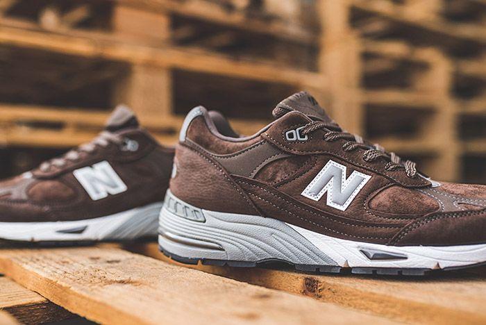New Balance 991 Brown 3