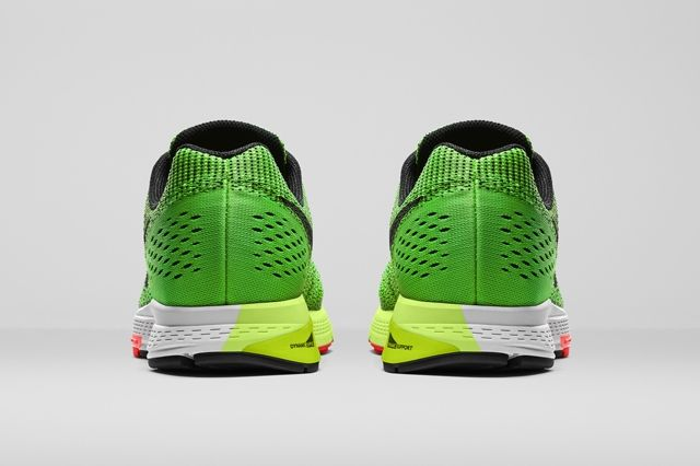 Nike Air Zoom Structure 19 Lime Green 2