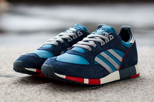 Adidas Originals Boston Super Stonewash Blue 11
