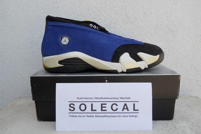 Air Jordan 14 Low 2 2